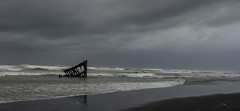 Wreck of the Peter Iredale (Cameron Chanig) Tags: wreck peter iredale oregon usa west coast ship stormy weather fort stevens state park