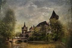 ... érase una vez...  una princesita que vivía en un bello castillo ... (franma65) Tags: budapest castillo textura texture
