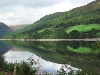lake Vyrnwy Wales
