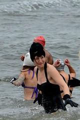 Coney Island (dw*c) Tags: coneyisland newyork newyorkcity america usa beach seq water swimming nikon picmonkey