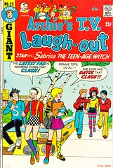Archie's T.V. Laugh-Out #23 (Film Snob) Tags: betty veronica archie sexy girls teen