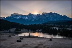 And then there was light (BM-Licht) Tags: bavaria bayern d700 deutschland garmisch germany gerold geroldsee nikon see winter