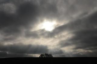 Himmelbilder; Hemmelmark, Barkelsby (224)