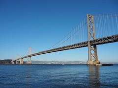 San Francisco 2016 (hunbille) Tags: usa america california sanfrancisco san francisco oakland bay bridge oaklandbaybridge baybridge metal rinconpark rincon park