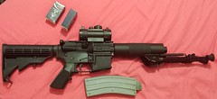 20170608_164820(0) (1) (Slick_Rick77) Tags: cmmg anderson 22lr dedicated 22 ar22 45 barrel pistol sbr suppressor gm22 gemtech silencer