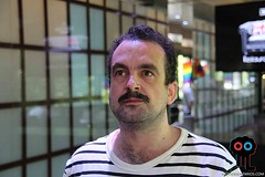 Nacho Vigalondo (Furanu) Tags: nachovigalondo colossal cántabro director cine español entrevista madrid soho cambridgeclub plazaespaña