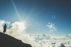 On the Edge (Kou Thao) Tags: animals nature wildlife hawaii scenery photograhy kokohead adventure vintage vibes tropical airplane sky sunset clouds traveler luau horse jungle