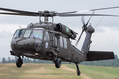 COUGAR 76 (Kaiserjp) Tags: 8624547 cougar76 ftlewis grayaaf h60 jblm usarmy uh60 waarng sikorsky blackhawk helicopter military nationalguard cougar kplu thunfield piercecounty taxi