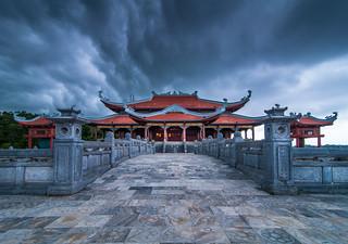 Quiet Temple (2)