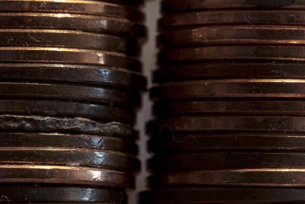 Penny Stack Adamopal Tags Canon Canon7d Canon7dmkii Canon7dmarkii 1cent Cent Coin