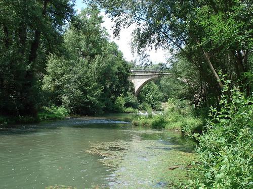 Pont sur l'Argens