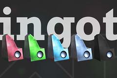 Ingot: A bluetooth speaker concept (Instagram @tim_archer) Tags: design bluetooth speaker ingot scad student technology fashion