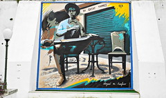Lisboa 2017 - Jardim do Torel - Fernando Pessoa - Odlith 2015 (Markus Lüske) Tags: portugal lissabon lisbon lisboa graffiti graffito street streetart urbanart urban art arte kunst mural muralha wandmalerei strase lueske lüske