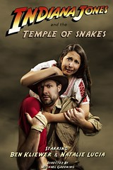 Why Did It Have To Be Snakes??? (Ring of Fire Hot Sauce 1) Tags: cosplay wondercon marion indianajones natalielucia benkliewer