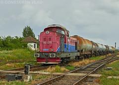 81-0711-2 GFR (Vlady 29) Tags: ldh diesel horn hydraulic heavy romania railway rail railroad electric electroputere engine da freight feroviar train tren power summer