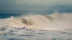 Ocean's Motion (James Duckworth) Tags: jamesduckworthphotography clouds current fineartphotography landscape motion ocean seascape sky water waves