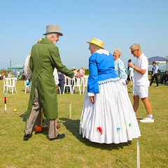 FUNK9292 (Graham Ó Síodhacháin) Tags: broadstairsdickensfestival 2017 croquet victorian dickensian charlesdickens