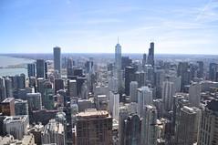 Build Up (cmu chem prof) Tags: chicago cookcounty illinois johnhancockcenter 360chicago skyscraper skyline observationdeck
