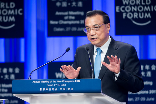 Opening Plenary with Li Keqiang
