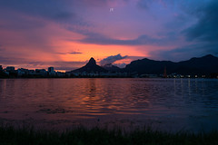 Sunset @Lagoa Rodrigo de Freitas,Rio de Janeiro,Brazil (José Eduardo Nucci Photography) Tags: lagoarodrigodefreitas flickr riodejaneiro brasil sunset nature colors nikon joséeduardonucci d800 28300mm 1424mm instagram getty wonderfulcity landscape atmosphere peace vibe carioca tropical seasons southamerica