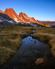 My Heart Spills into Vestal Peak (Matt Payne Photography) Tags: arrowpeak colorado durango grenadierrange landscape mountains sanjuanmountains sunrise vestalpeak