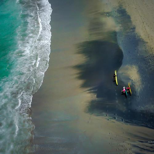 Surfers Pantai Batu Bolong