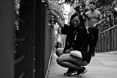 IMG_6218 (Brother Christopher) Tags: sunday peace peaceful fun laughs explore outdoor outdoors nyc midtown manhattan highline high line meatpacking meatpackingdistrict bnw blackandwhite monochrome monochromatic brotherchris stayhungry bx thebronx art artistry selfie portaits portrait portraiture women woman younglady ladies beauty