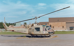UH-1B 63-8563 Preserved AL ARNG (spbullimore) Tags: preserved uh1 huey 638563 alarng us army usa montgomery dannelly field alabama 1989