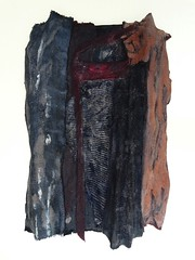 Rags, worn-out (drager meurtant) Tags: sculpture mixedmedia assemblage recyclingart dragermeurtant abstract