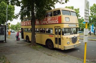 24.6.2017 BVG Traditionsbus Linie 181 (81)