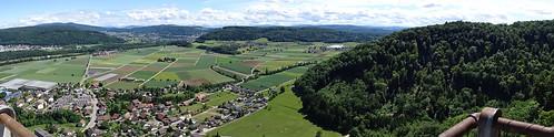 Panoramablick vom Besserstein