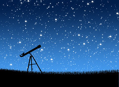 Telescope on the grass Under the Stars Astronomy (scienceandtechnologysu) Tags: abstract astrology astronomy atmosphere background black blue bright clear clouds cluster color cosmos deep dusk earth explosion fantasy galaxy graphic idyllic illustration light many moon nebula night open orbit outer planet pleiades pure science shine shiny sky solar space sparkle star starry stars grass telescope twinkle universe wallpaper way white thailand planets gases universal dust dark matter