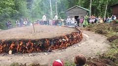IMG_9018 (RundgrenR) Tags: turkansaarenulkomuseo tervanpoltto museum tar fire finland midsummer traditional tarproducing