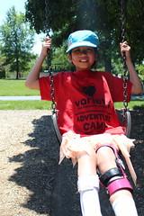IMG_8745 2 (varietystl) Tags: afos legbraces kneebrace swing summercamp afobraces orthotics