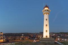 Lighthouse in Egmond aan Zee (George Pachantouris) Tags: holland netherlands sunset sunrise egmond aan zee sea ocean lighthouse vacation holiday summer travel