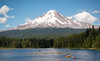trillium lake family hike (dolanh) Tags: hiking mthoodwilderness oregon mthood trilliumlake