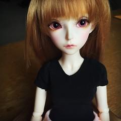 Layla (xvictoriamargaretx) Tags: liria abjd bjd ball jointed doll dolls balljointeddoll fairyland layla msd minifee mnf minifeeliria fairylandminifee