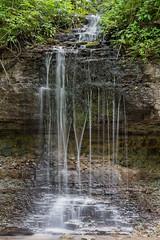 Big Woods Water Fall 1s (Greg Riekens) Tags: usa landscape nestrand nikond500 bigwoodsstatepark stream waterfalls statepark falls creek prairiecreek minnesota