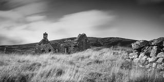 The old ruin at Badyo