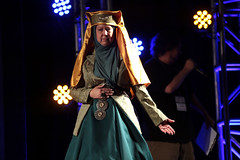 Olenna Tyrell cosplayer (Gage Skidmore) Tags: olenna tyrell cosplay cosplayer con thrones game hbo 2017 gaylord opryland resort convention center nashville tennessee