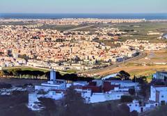 Martil Valley (Yassine Abbadi) Tags: valley vallée martil tetouan tetuan maroc morocco marruecos nature sea mer mosquée mosque tree arbre fleuve river rivière