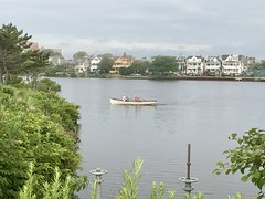 Morning Row (tmrae) Tags: jerseyshore newjersey oceangrove rowing row fletcherlake