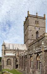 St David's Cathedral 4 (ahisgett) Tags: wales stdavids davids cathedral