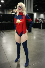 Ms. Marvel (greyloch) Tags: awesomecon cosplay msmarvel 20017 canonrebelt6s costume sexy hotlooking comicbookcostume comicbookcharacter marvel