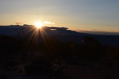 Sunrise over Clouds (Jessie.Liang) Tags: canyon canyonlands sunrise sun clouds mesa arch mesaarch beautiful inspiring cool awesome great utah big5 nationalpark