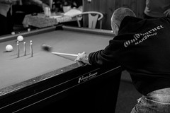 Fejø Open 2017/29 (hanschristian_nielsen) Tags: billard billiards fejø fejøopen denmark people bw