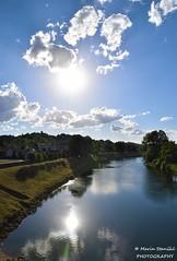 Karlovac, Croatia - Sunny afternoon over river Kupa (Marin Stanišić Photography) Tags: croatia river kupa karlovac sunny afternoon summer sun