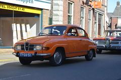 1974 Saab 96 77-DX-51 (Stollie1) Tags: 1974 saab 96 77dx51 aalten