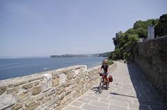 Pirano (Luca Rodriguez) Tags: istria cicloturismo lucarodriguez parenzana ciclovia slovenia pirano
