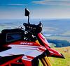 Ducati Hypermotard 939 SP (rick.midgley123) Tags: ducati hypermotard 939 sp scenic motorbike fuji xt1 ride early morning holme moss snake pass